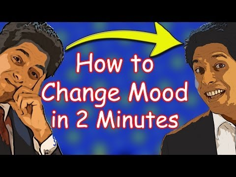 How to change Mood Instantly? - Life Skills Training in Hindi