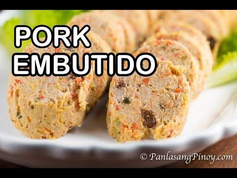 Pork Embutido Recipe