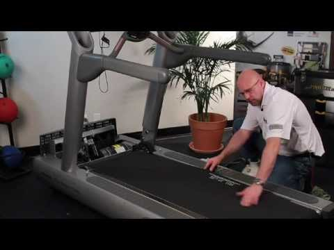 How-To Lubricate a Treadmill Belt