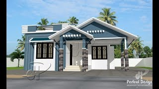 Under 80 SQM Small House Plans Construction Cost Starting