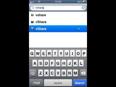 How to get vShare on Cydia