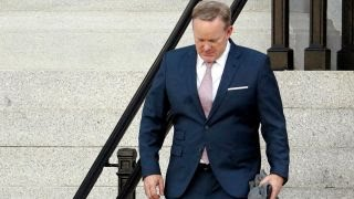 The highs and lows of Sean Spicer