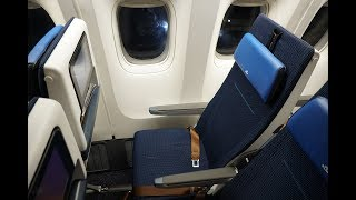 KLM 5th Freedom Flight Experience: KL836 Denpasar/Bali to Singapore