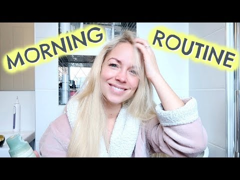MY MORNING ROUTINE  |  MORNING ROUTINE OF A MUM / MOM OF 3  |  EMILY NORRIS AD
