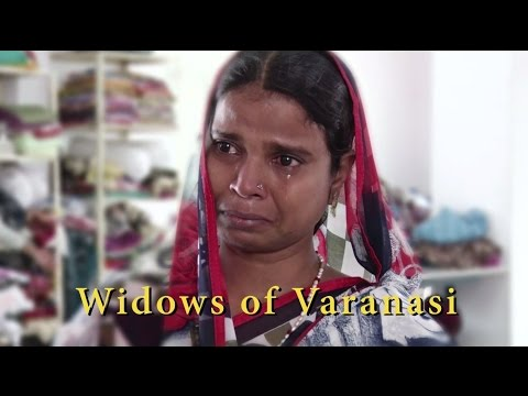 Widows of Varanasi - a video by The Loomba Foundation