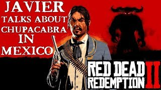 Red Dead Redemption 2 | Can we Hunt Chupacabra in a Mexico DLC?
