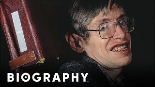 Stephen Hawking - Theoretical Physicist & Cosmologist | Mini Bio | BIO