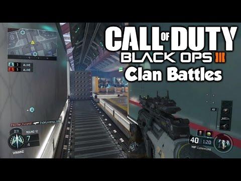 Black ops 3 - Clan Battles EP 1