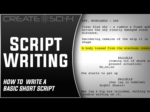 The Script, A No Frills DIY Script Writing Approach: How To Make A Sci-Fi Short Film