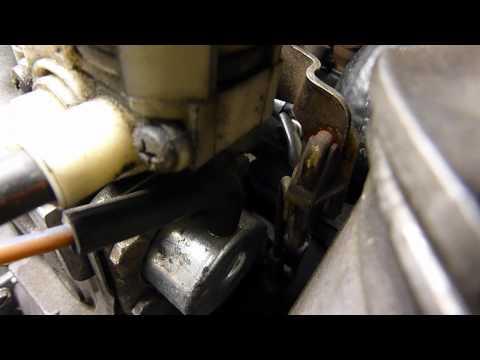fuel shut off actuator