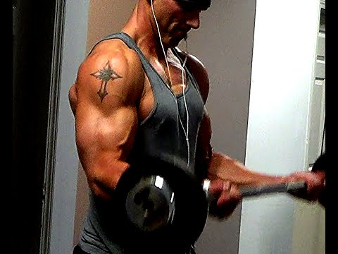 Beginner Biceps Workout - Bicep Workouts with Brad Gaines