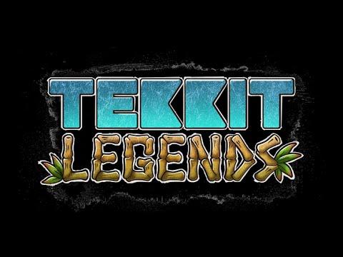 How to make a Tekkit Legends Bukkit server