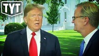 Trump Jealous Of Kim Jong-Un (VIDEO)