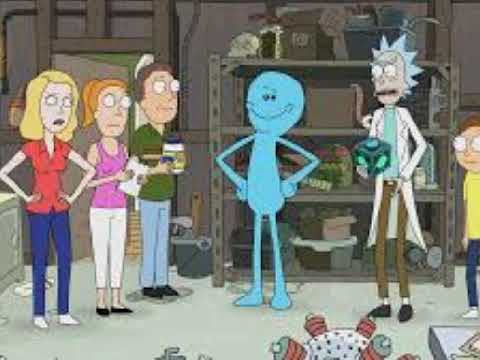 I Voiceact Rick and Morty episode Meeseeks and Destroy