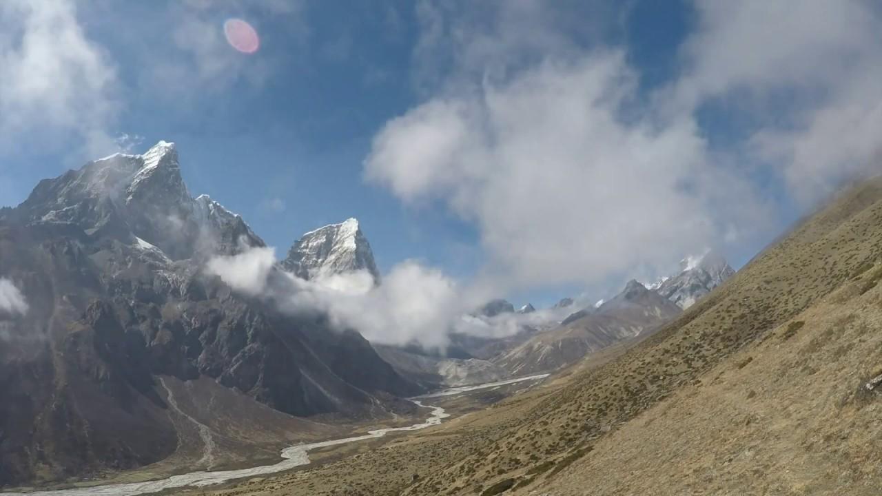 Download Nepal Himalaya Solukhumbu Timelapse 2018 - music by Bipul Chettri Mountain High MP3 Gratis