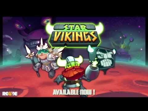 Star Vikings Release Trailer