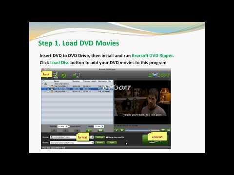 How to Import DVD Movies to iTunes for Playing on iPhone/iPad/iPod?