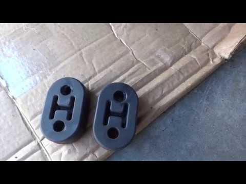 Easily Install and Remove Rubber Exhaust Hanger/Isolator/Bushing - Quick Tip 1
