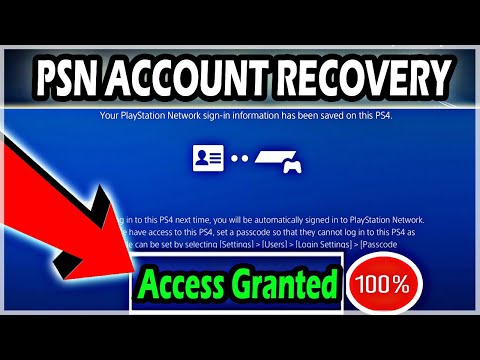 PSN ACCOUNT RECOVERY: How to Recover Your PSN ACCOUNT(WITHOUT DATE OF BIRTH) 100%