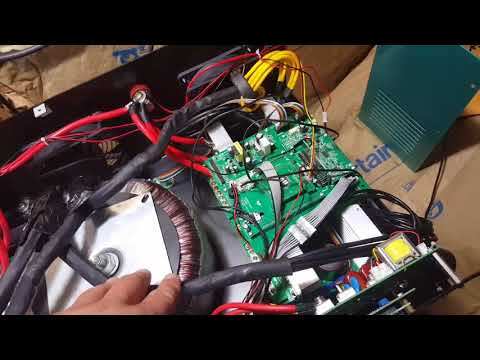 Update on powerjack 15kw inverter