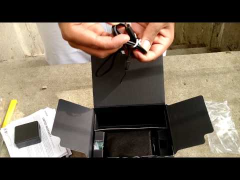 Sony RX100 IV (Mark 4) - Unboxing