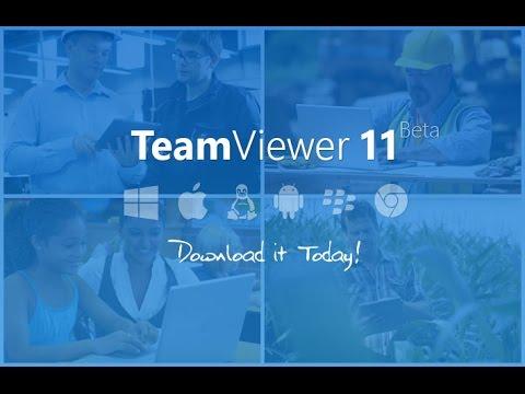 تفعيل برنامج TeamViewer 11 مدى الحياه (2016)