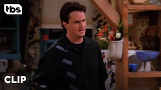 Friends: Chandler Gets A Little Desperate (Season 1 Clip) | TBS