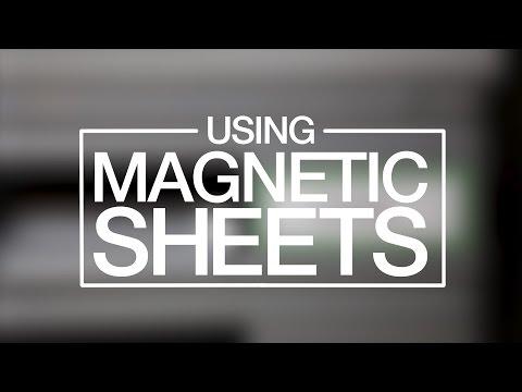 Printable Magnet Sheets
