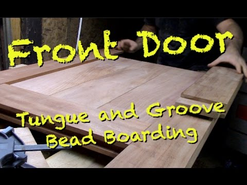 Making Tongue & Groove Bead Board. P8