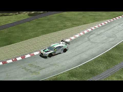 rFactor2 -  Bentley GT3 Continental @ Nordschleife