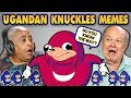 Elders React To Ugandan Knuckles Memes mp3