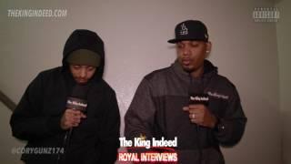 CORY GUNZ discusses Young Money & Militia Gang