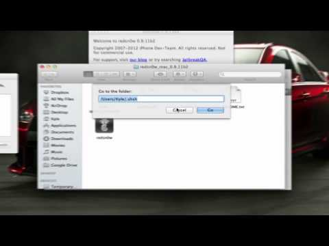 How to Downgrade iPhone 4S iPad 3 & iPad 2 from iOS 5.1.1 or 5.1 to 5.0.1