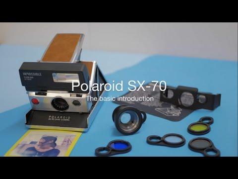 Polaroid SX-70 - The basic introduction