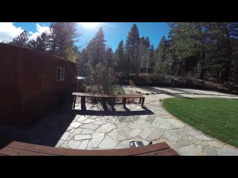 Landscaping project part 1: Flagstone and gap filler