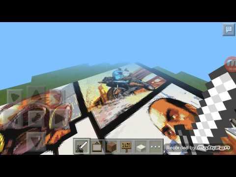 Minecraft PE|Mapa de portada de GTA 5|v 0.9.5