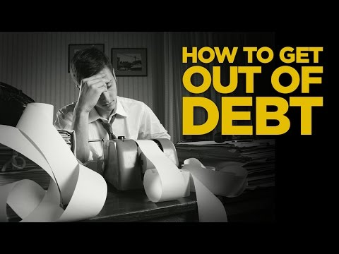How to Get out of Debt - Young Hustlers