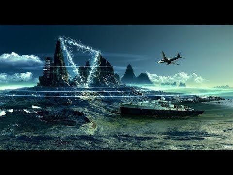 World Largest Alien Pyramid In Extraterrestrial UFO Base In California - Bigger Than Egyptian