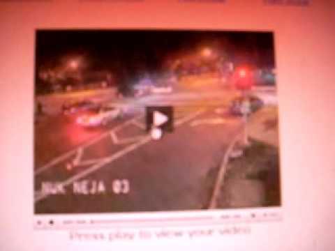 Red Light Camera Ticket Newark, Calif.