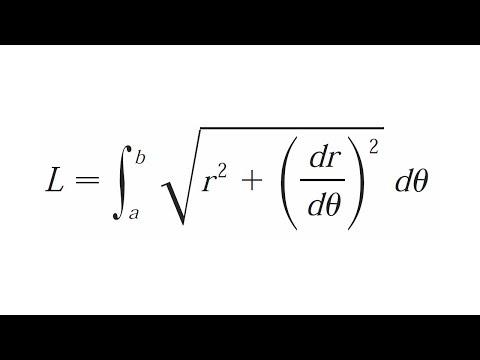 Polar Coordinates: Arc Length Formula