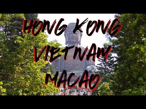 Viaje Hong Kong - Vietnam - Macao