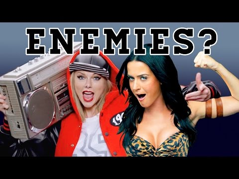 Taylor Swift and Katy Perry are Enemies | DAILY REHASH | Ora TV