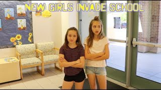 The Mean Girls Invade School