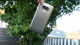 LG G5 Durability Drop Test!
