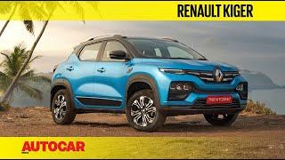 2021 Renault Kiger review - Renault's compact SUV for India | First Drive | Autocar India