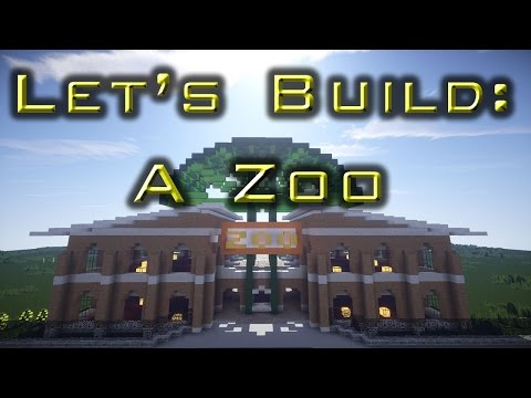 Let's Build: A Zoo Ep37 - Cheetah (Part 1/2)