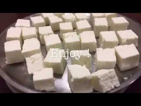 Make Paneer at home using Instant Pot