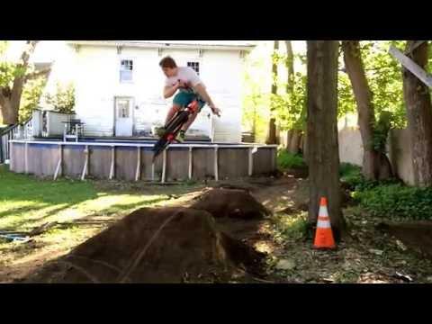 Bmx dirt jump mini edit