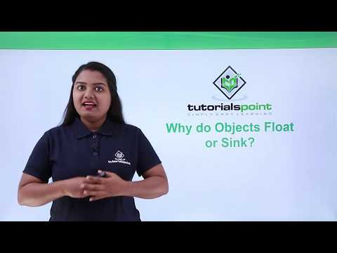 Class 9th Physics - GRAVITATION - Why do objects float or sink