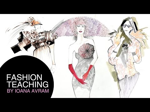 How to create your fashion design portfolio